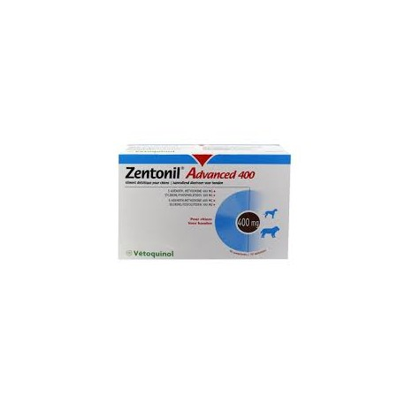 ZENTONIL ADVANCE 400MG 30COMP