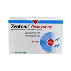 ZENTONIL ADVANCE 200MG 30COMP