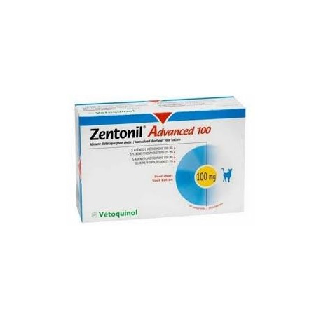 ZENTONIL ADVANCE 100MG 30COMP